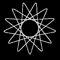 Minimalistic Design Ornament