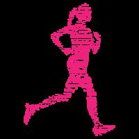 Weltgesundheitstag Hemd Laufender Sport der Eignungsfrau