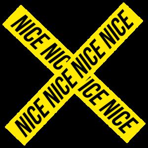 Nice X Kreuz
