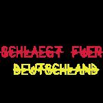 mein herz schlaegt fuer deutschland, supporter de foot allemand
