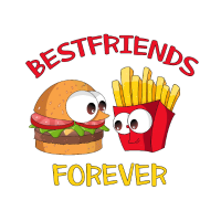 Best friends forever BFF