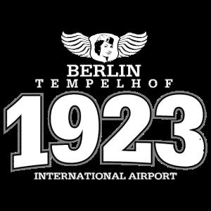 Airport Tempelhof Berlin (weiss oldstyle)-1923,2008,Airport,Aviation,Berlin,Blockade,City,Crew,Deutschland,Fernsehen,Film,Filmstudio,Flug,Flughafen,Flugzeug,Kulisse,Landebahn,Luftbrücke,Pilot,Retro,Startbahn,Stewardess,Tempelhof,Vintage,airport,aviation,berlin,city,deutschland,fernsehen,flughafen,flugzeug,kulisse,luftbrücke,startbahn,stewardess-