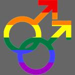 Gay Men Sign