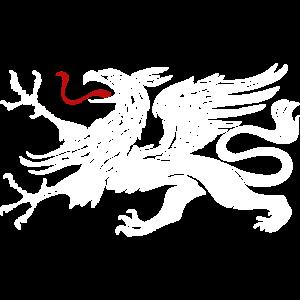 Rostocker Greif Pracht Weiss