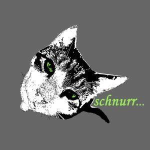 Katze schnurr
