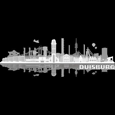 duisburg_city_skyline - Duisburg city Skyline - westfahlen,urban,stadt,skyline,ruhrort,rheinhausen,kultur,homberg,hamborn,design,cool,city,baerl,architektur,Wesel,Ruhrpott,Ruhr,Region,Meiderich,Illustration,Duisburger,Duisburg,Beeck