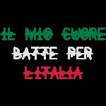 il mio cuore batte per l italia, italie, drapeau italien, london 2012