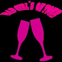 Polter T-Shirt Bad Girls on Tour.