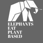 Elephants Eat Plant Based