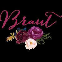 Brautshirt Boho