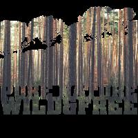 Pure Nature - Waldmotiv