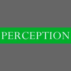 PERCEPTION CLOTHES VERT ET BLANC