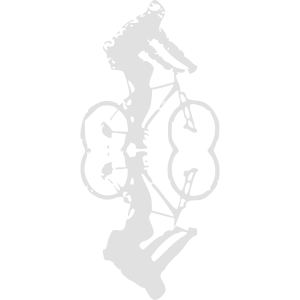 fahrradfahrer schatten