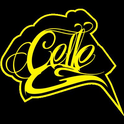 Celle - Celle - Niedersachsen - Tattoo Design Schriftzug - Vektor Zweifarbig - ultras,tus,tattoo,städteshirt,streetwear,pyro,niedersachsen,lüneburger,landkreis,heide,handball,graffiti,garßen,fussball,fanshirt,celle,Ultras,TuS,Tattoo,Städteshirt,Pyro,Niedersachsen,Landkreis,Heide,Handball,Fanshirt,Celle