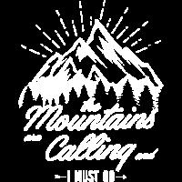 Berge rufen an