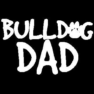 Bulldoggen-Vati-T-Shirt