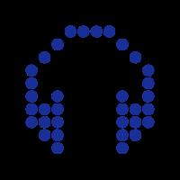 DOTTED HEADPHONES (V)