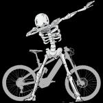 EBIKE - Pedelec - E Mountainbike Dab Skelett