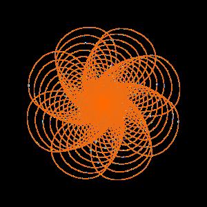 Spiral-Sonne