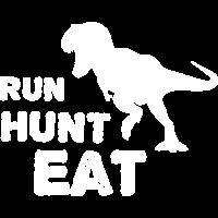Tyrannosaurus Rex - RUN HUNT EAT