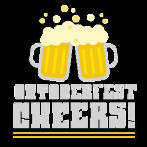 OKTOBERFEST CHEERS !