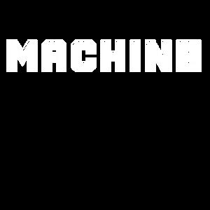 Machine Maschine Robot nicht menschlich Geschenk