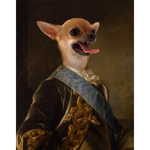 Chihuahua der Chiwawa