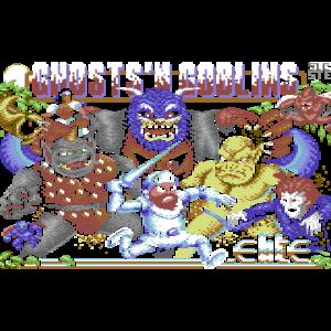 Ghosts'n Goblins C64