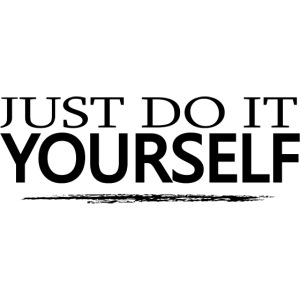 Just Add Water   JUST DO IT YOURSELF - Premium-T-shirt dam