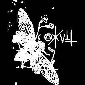 Biene bee Gothic Okkult Sigil Geschenk