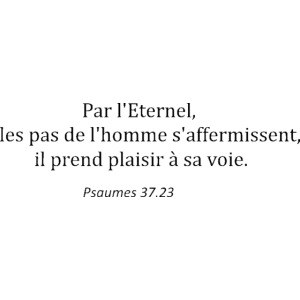 psaumes 37.23