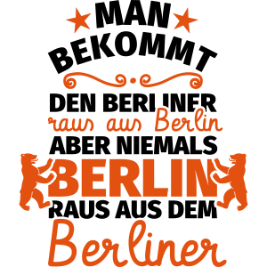 Berlin T Shirt Lustiger Spruch Berlin Geschenk B