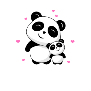 Best Little Sister Ever - Kleine Panda Schwester