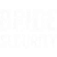 Bride Security Lustiges Geschenk Trauzeuge Braut