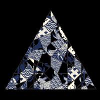 Japanese Style Dreieck