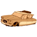 Leadsled Sepia