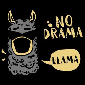 NO DRAMA - LLAMA