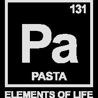 Elements of life: 131 pasta