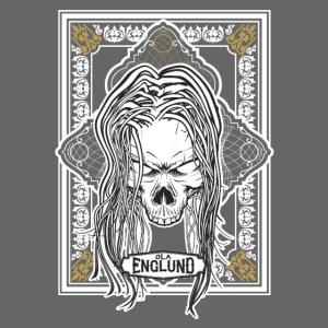 Ola Englund Skull Tee