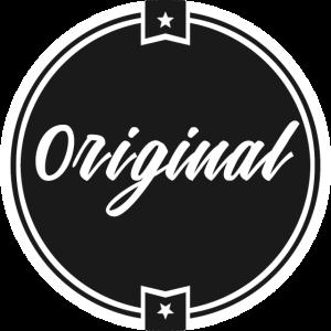 Original Logo Emblem