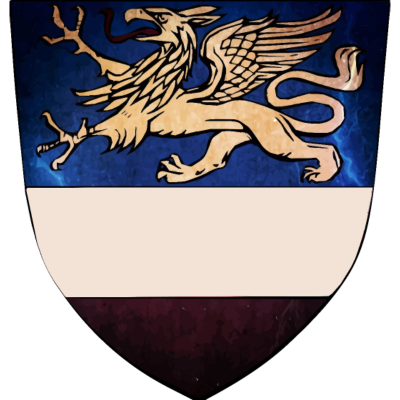 Rostocker Greif Wappen Xtreme - Rustikales Design vom Rostocker Greif Wappen. Thors Hammer Style... - Rostocker Greif,Rostock,Pracht,Hanseat,Greif,Geschenk
