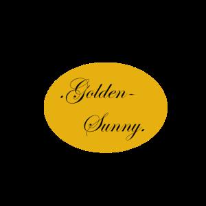 Golden sunny
