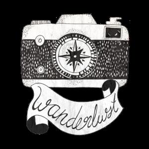 Kamera für wanderlustige Fotografen Geschenk