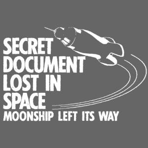 Lost Document (white)