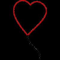 Ballon, Herz, Geschenk, Geschenkidee, Liebe