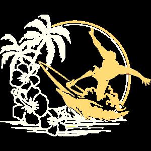 SURFER SURFEN BOARD WELLEN BEACH GESCHENK SPORT