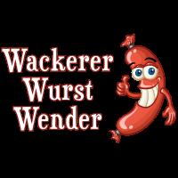 Wackerer Wurst Wender - Grill Spruch lustig witzig