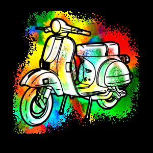 Moped Motorrad Motorroller Bike Designs by AR