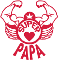 Motif Super Papa