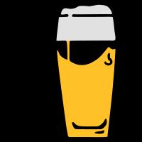 Professioneller Biersteiger Bier